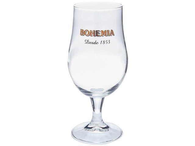 Taça de Vidro para Cerveja Bohemia Pilsen 380ML - 1