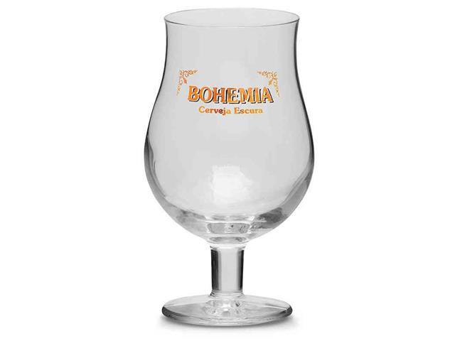 Taça de Vidro para Cerveja Bohemia Escura 400ML - 1