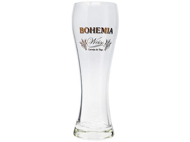 Copo de Vidro para Cerveja Bohemia Weiss 670ML - 1