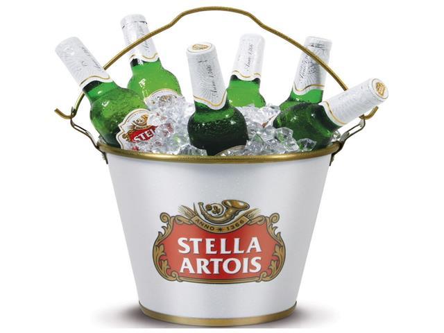 Balde para Gelo Stella Artois
