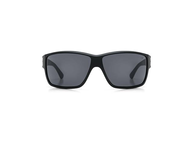 Óculos de Sol Mormaii Joaca III Preto e Cinza Fosco Lente Cinza - 1