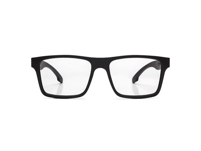 Armação Óculos de Grau Mormaii Swap Preto Fosco 2 Clips On Polarizados - 2