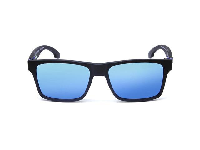 Armação Óculos de Grau Mormaii Swap Preto Fosco 2 Clips On Polarizados - 3
