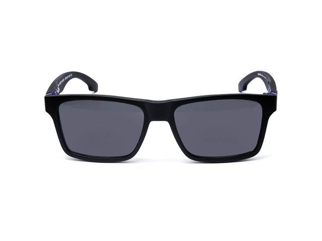 Armação Óculos de Grau Mormaii Swap Preto Fosco 2 Clips On Polarizados - 4