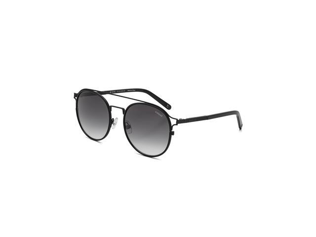 Óculos de Sol Colcci Preto Fosco Brilho Lente Cinza Degradê