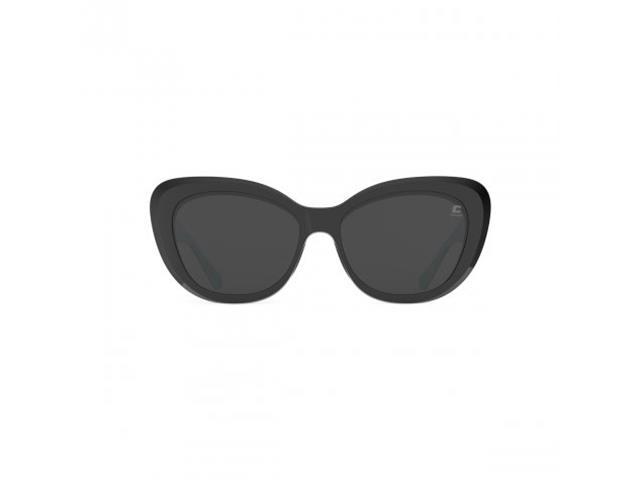 Armação Óculos de Grau Colcci Bandy 2 Preto Azul Claro + Clip Solar - 2
