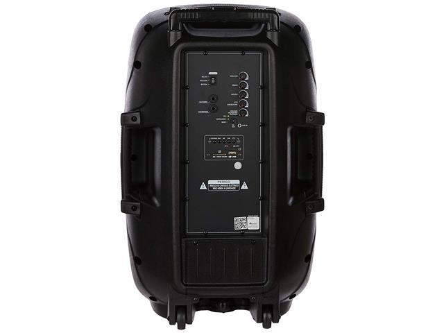 Caixa de Som Bluetooth Multilaser Portátil Amplificadora 300W Bivolt - 2