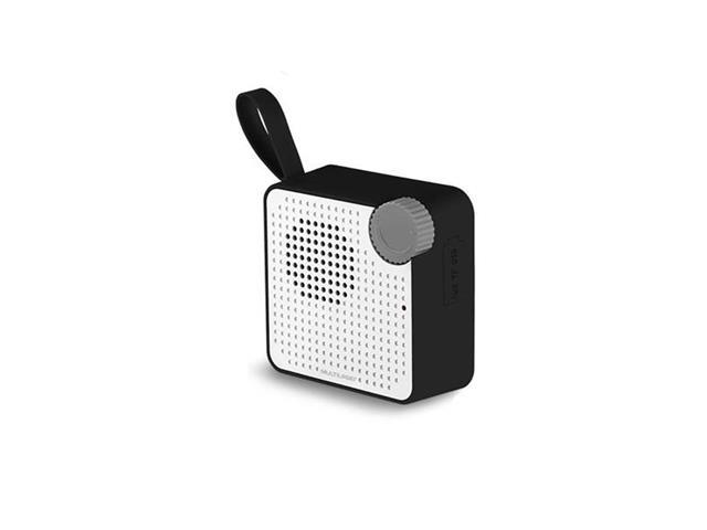 Caixa de Som Bluetooth Multilaser Speaker Resistente à Água Preta 5W - 1