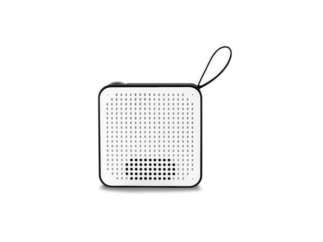 Caixa de Som Bluetooth Multilaser Speaker Resistente à Água Preta 5W - 3
