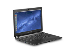 "Notebook Multilaser Urban Intel Core i3 4GB 120GB SSD Linux Tela 14"""