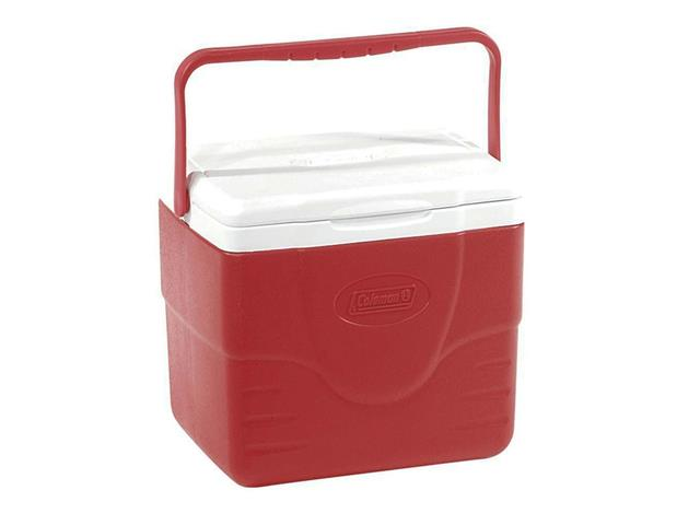 Cooler Termico Coleman 9 Qt 8,5 Litros Vermelho
