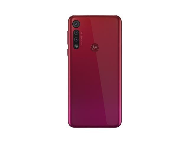 "Smartphone Motorola Moto G8 Play 32GB Dual 6.2""4G Câm 13+8+2MP Magenta - 4"