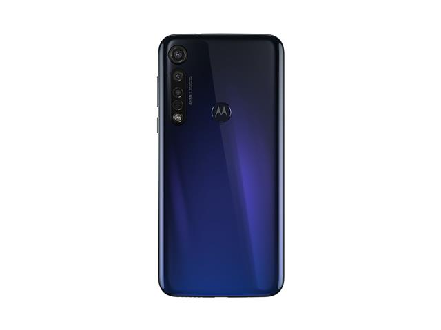 "Smartphone Motorola Moto G8 Plus 64GB 6.3""4G Câm 48+16+5MP Azul Safira - 4"