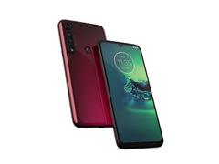 "Smartphone Motorola Moto G8 Plus 64GB 6.3""4G Câmera 48+16+5MP Cereja - 1"