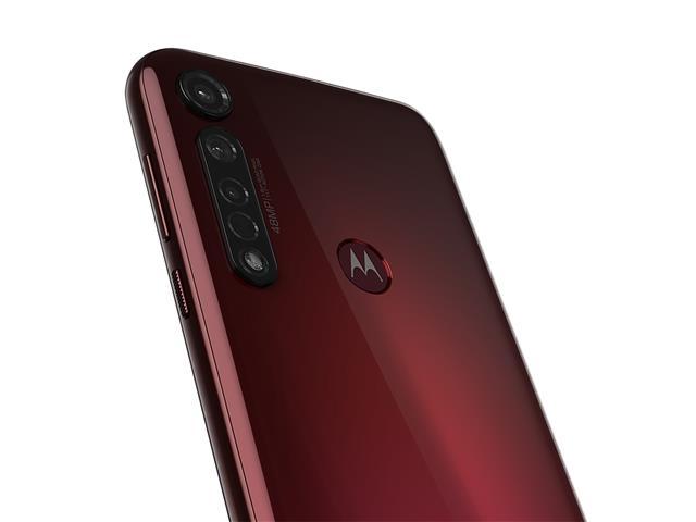 "Smartphone Motorola Moto G8 Plus 64GB 6.3""4G Câmera 48+16+5MP Cereja - 4"