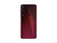 "Smartphone Motorola Moto G8 Plus 64GB 6.3""4G Câmera 48+16+5MP Cereja - 3"