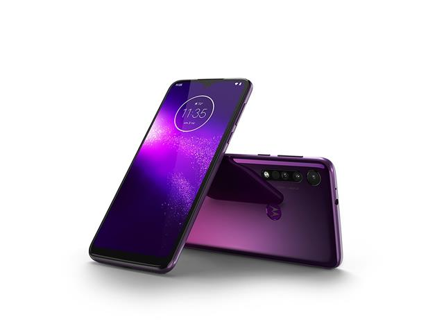 "Smartphone Motorola One Macro 64GB 6.2""4G Câm 13+2+2MP Ultravioleta - 2"