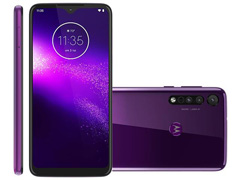 "Smartphone Motorola One Macro 64GB 6.2""4G Câm 13+2+2MP Ultravioleta"