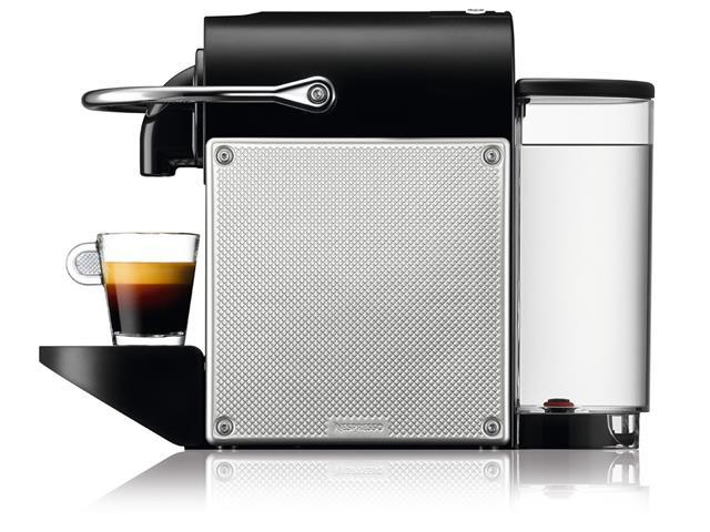 Cafeteira Nespresso Automática Pixie D61 Kit Boas Vindas Alumínio 110V - 7