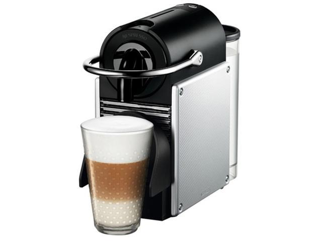 Cafeteira Nespresso Automática Pixie D61 Kit Boas Vindas Alumínio 220V - 4