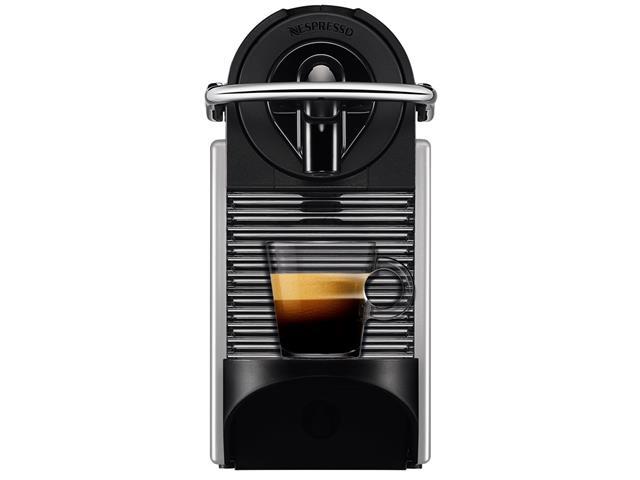 Cafeteira Nespresso Automática Pixie D61 Kit Boas Vindas Alumínio 220V - 3