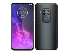 "Smartphone Motorola One Zoom 128GB 6.4"" Qu4d Câm 48+16+8+5MP Titanium - 1"
