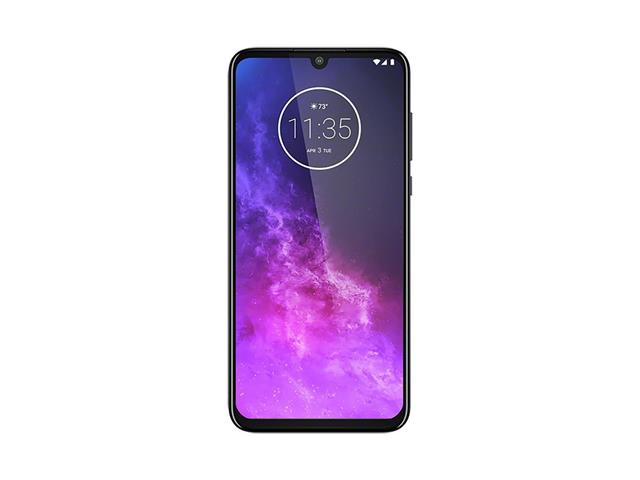 "Smartphone Motorola One Zoom 128GB 6.4"" Qu4d Câm 48+16+8+5MP Titanium - 2"
