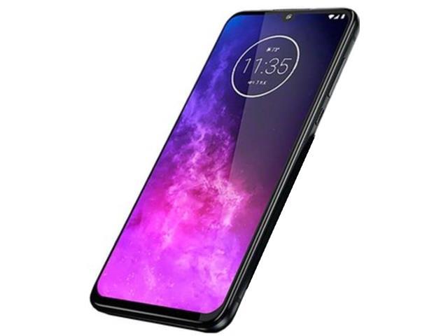 "Smartphone Motorola One Zoom 128GB 6.4"" Qu4d Câm 48+16+8+5MP Titanium - 5"