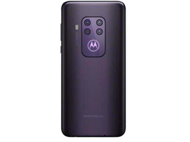 "Smartphone Motorola One Zoom 128GB 6.4""4G Qu4d Câm 48+16+8+5MP Violeta - 3"