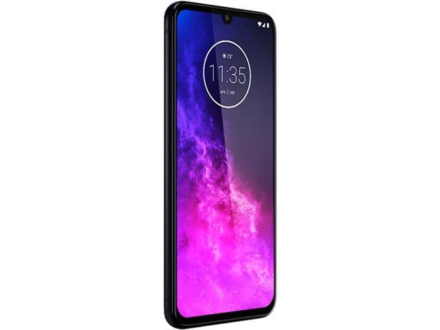 "Smartphone Motorola One Zoom 128GB 6.4""4G Qu4d Câm 48+16+8+5MP Violeta - 4"