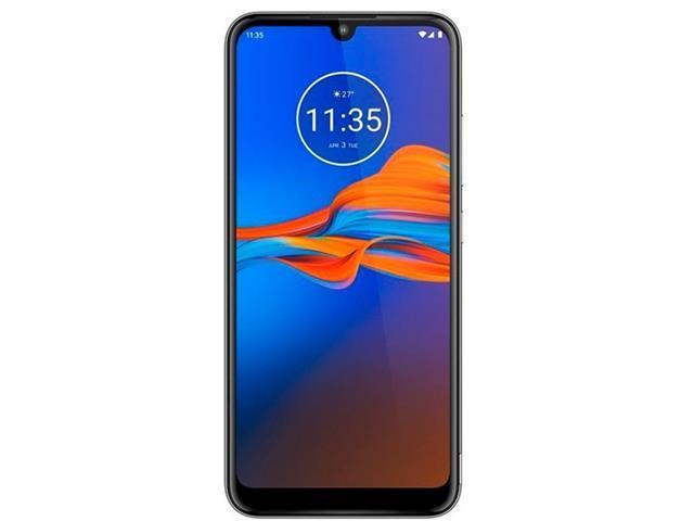 "Smartphone Motorola Moto E6 Plus 64GB 6.1""4G Câm 13+2MP Cinza Metálico - 2"