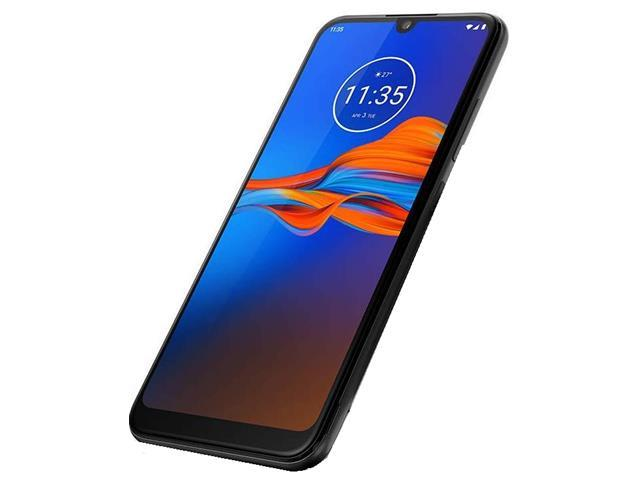 "Smartphone Motorola Moto E6 Plus 64GB 6.1""4G Câm 13+2MP Cinza Metálico - 5"