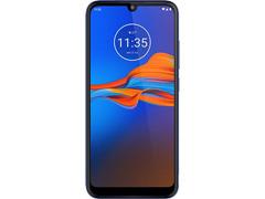 """Smartphone Motorola Moto E6 Plus 64GB 6.1""""4G Câm 13+2MP Azul Netuno - 1"""