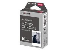 Filme Instantâneo Fujifilm Instax Monochrome com 10 Unidades