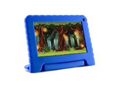 Tablet Infantil Multilaser NB302 Kid Pad Go Azul