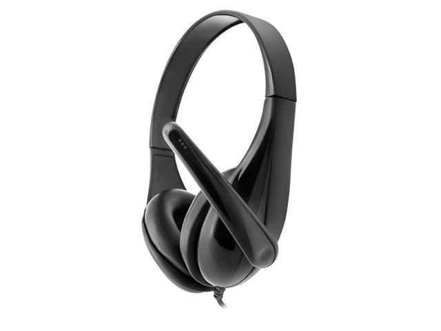 Headset Multilaser Business com Conexão P2 para Notebook e PC Preto - 1