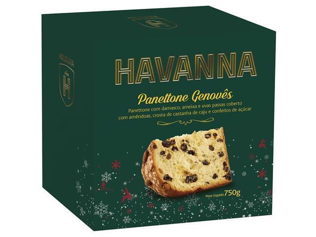 Combo Panettones Havanna Genovês + Doce de Leite - 4