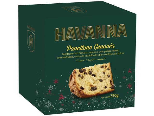 Combo Panettones Havanna Genovês + Lata Choco Doce de leite - 3