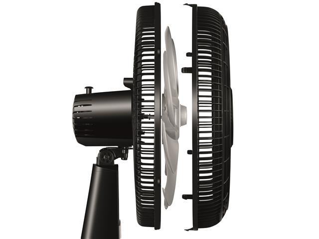 Ventilador de Mesa Mondial Turbo 8 Pás Repelente de Pastilha 40cm 220V - 5