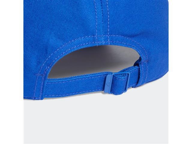 Boné Adidas Tiro Azul e Branco - 3