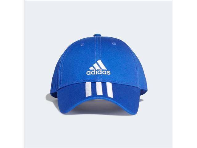 Boné Adidas Tiro Azul e Branco - 1
