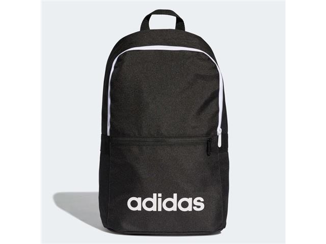 Mochila Adidas Linear Classic Diária Preta - 1