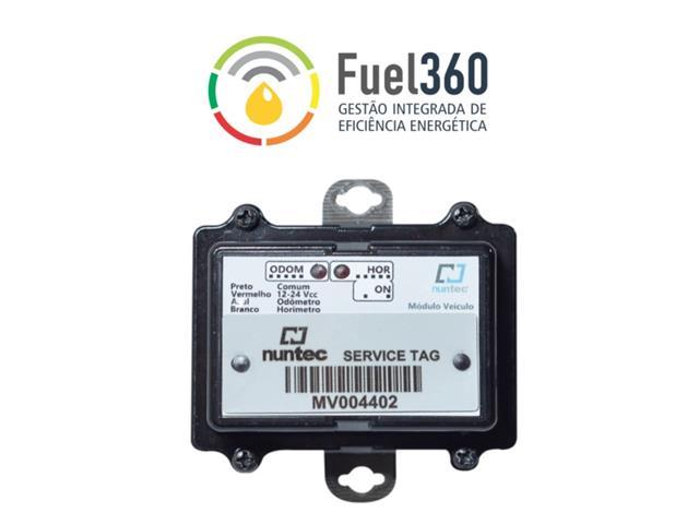 Módulo de Captura Automática de Horímetro e Odômetro Nuntec 10 Uni - 1