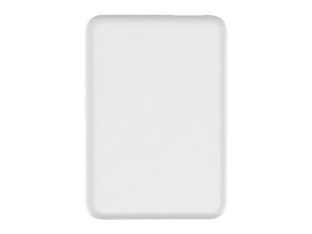 Carregador Portátil Fast Charger Xtrax Branco 10.000 mAh - 1