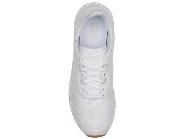 Tênis Asics Hypergel-Lyte White/White Masculino - 4