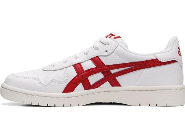 Tênis Asics Japan S White/Speed Red Feminino - 2
