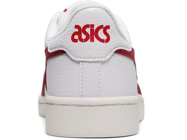 Tênis Asics Japan S White/Speed Red Feminino - 3