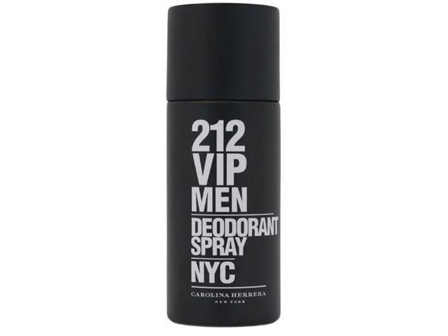 Desodorante 212 Vip Carolina Herrera Masculino 150ml