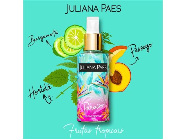 Body Splash Paraíso Juliana Paes Feminino 200ml - 1
