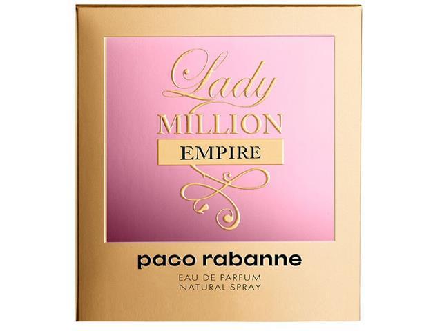 Perfume Lady Million Empire Paco Rabanne Feminino Eau de Parfum 50ml - 1